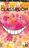 Assassination classroom Vol.4