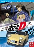 Initial D - extra Stage + third stage + fourth stage - blu-ray