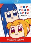 Pop team epic - intégrale - blu-ray