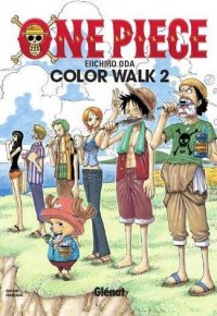 One piece - Color walk 2