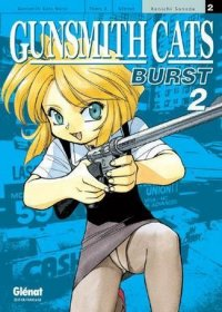 Gun smith cats - Burst T.2