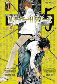 Death Note T.5