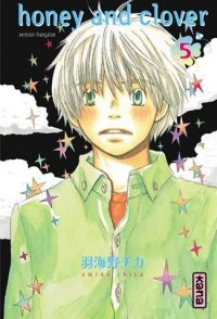 Honey and clover T.5
