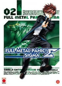 Full Metal Panic ! sigma T.2
