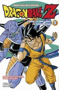 Dragon Ball Z - cycle 2 T.5