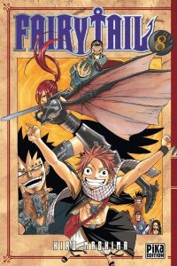 Fairy Tail T.8