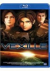 Vexille 2077 - blu-ray