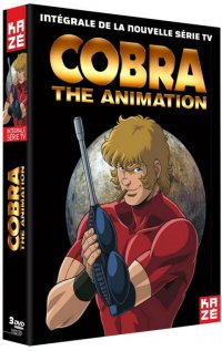 Cobra the Animation - intégrale blu-ray