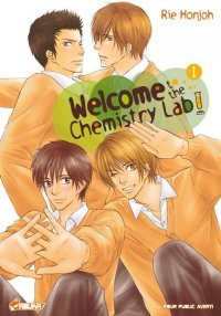 Welcome to the chemistry lab T.1