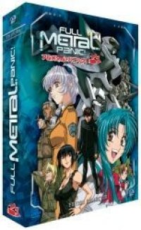 Full metal panic ! intégrale - collector
