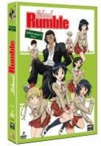 School rumble - saison 2 - Vol.1