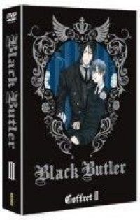 Black Butler - saison 1 - Vol.3