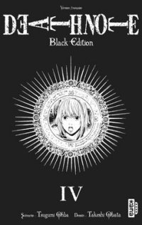 Death Note - Black édition T.4