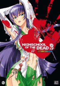 High School of the Dead - édition Couleur T.2