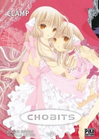 Chobits - Double T.4