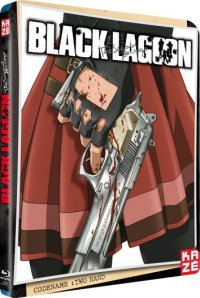 Black lagoon : the second barrage - blu-ray
