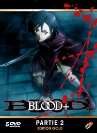 Blood+ Vol.2 �dition gold