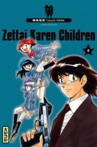 Zettai Karen Children T.4