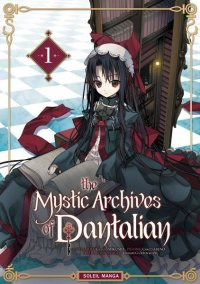 The mystic archive of Dantalian T.1