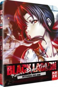 Black lagoon - Roberta's Blood trail - int�grale OAV - blu-ray