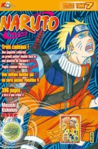 Naruto T.7 collector