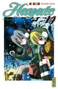 Hayate the combat butler T.14
