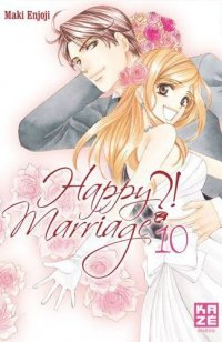Happy marriage T.10
