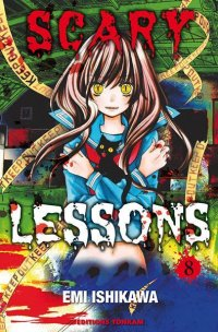 Scary lessons T.8