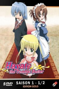 Hayate the combat butler - saison 1 - Vol.1 - �dition gold
