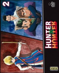 Hunter X Hunter (2011) Vol.2