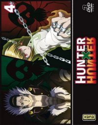 Hunter X Hunter (2011) Vol.4