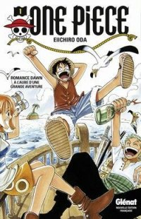 One piece - édition originale T.1