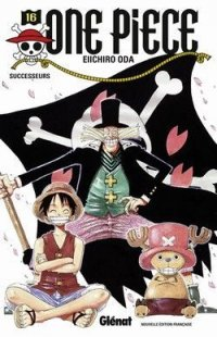 One piece - édition originale T.16