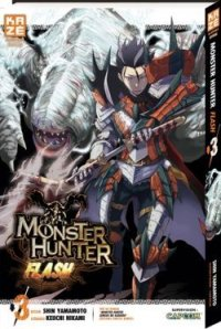 Monster Hunter Flash T.3