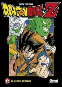 Dragon Ball Z film 4 - la menace de namek