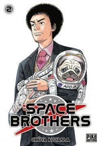 Space brothers T.2
