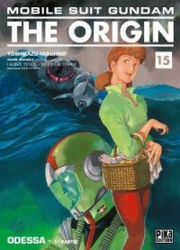 Mobile Suit Gundam - The origin T.15