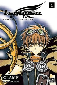 Tsubasa - Reservoir Chronicle - double - T.1