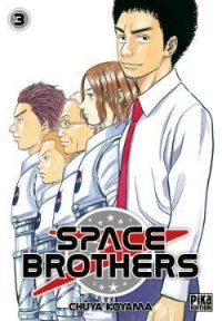 Space brothers T.3