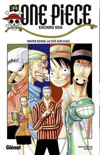 One piece - édition originale T.34