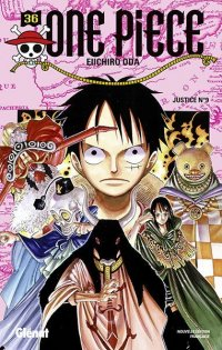 One piece - �dition originale T.36