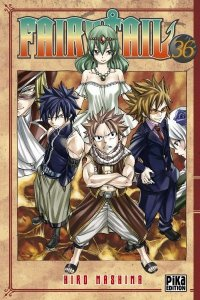 Fairy Tail T.36
