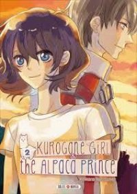 Kurogane girl & the Alpaga prince T.2