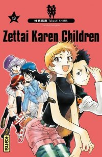 Zettai Karen Children T.13