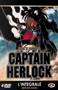 Captain Herlock - The endless odyssey - intégrale Gold