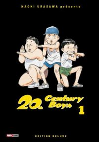 20th Century Boys - édition deluxe T.1