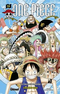 One piece - �dition originale T.51
