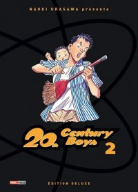 20th Century Boys - édition deluxe T.2