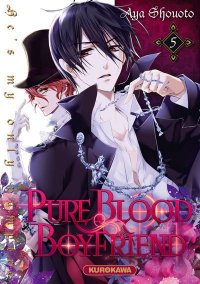 Pure blood boyfriend - He's my only vampire T.5