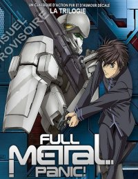 Full metal panic ! - int�grale trilogie - collector - blu-ray